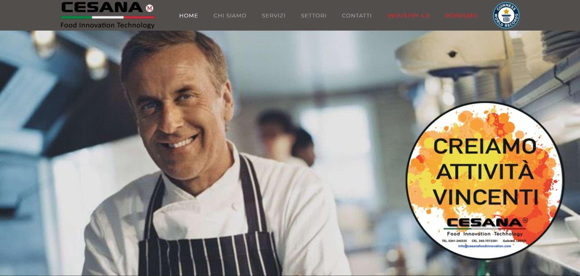 Cesana Food Innovation