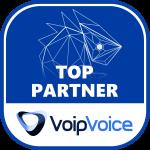 Logo Top Partner Voipvoice